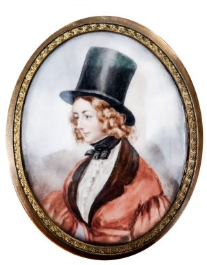 LEGNICA – AUGUSTA VON HARRAH (1800-1873), księżna legnicka i hrabina von ...