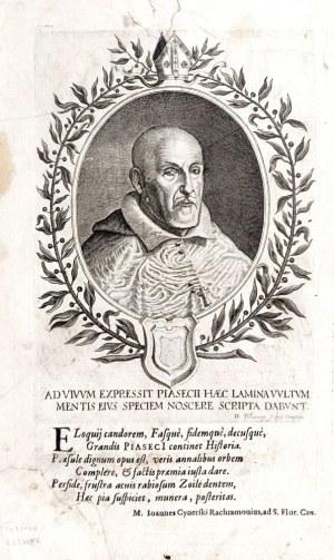 PRZEMYŚL, CHEŁM, KAMIENIEC PODOLSKI – PAWEŁ PIASECKI (1579-1649), biskup ...
