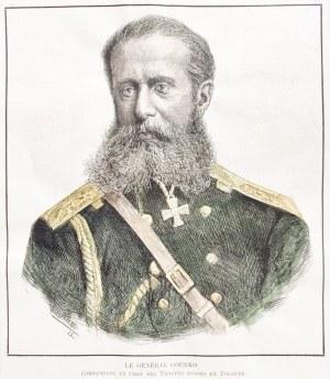 WARSZAWA – JOSIF HURKO (1828-1901, ros. Иосиф Владимирович Гурко, pierwotnie ...