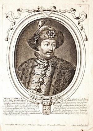 WILANÓW – JAN III SOBIESKI (1629-1696), król Polski i wielki książę litewski w ...