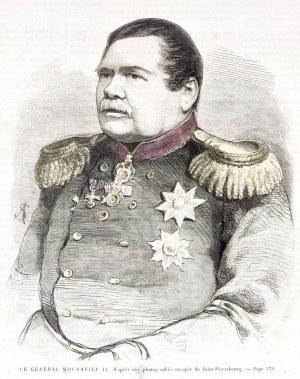 WILNO – MICHAIŁ MURAWJOW (1796-1866), nazywany Wieszatielem; niegdyś dekabrysta ...