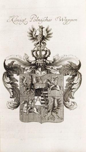 GATTERER, JOHANN CHRISTOPH, Handbuch der neuesten Genealogie und Heraldick, ...
