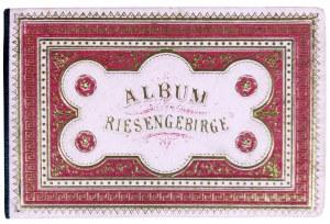 KARKONOSZE. Album vom Riesengebirge, album widoków Karkonoszy w formie ...