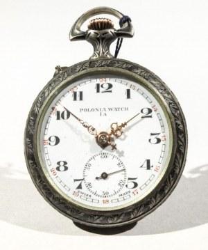 JÓZEF PIŁSUDSKI. Zegarek kieszonkowy marki Polonia Watch, limitowana edycja z ...