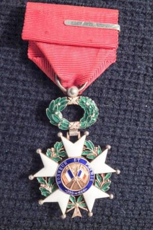 FRANCJA. Legia Honorowa: Order Narodowy Legii Honorowej (franc. L'Ordre ...