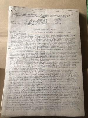Solidarni, nr 15, Poznań, 18 kwietnia 1982