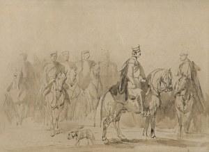 Michałowski Piotr, POWSTAŃCY Z 1831 R. ODDZIAŁ KRAKUSÓW
