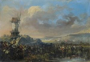 Norblin de La Gourdaine Jan Piotr, PARA PEJZAŻY, PRZED 1774
