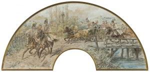 Kossak Juliusz, WESELE KRAKOWSKIE, 1891
