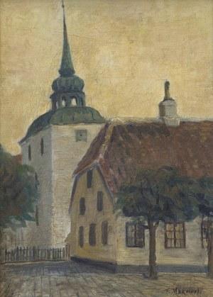Makowski Tadeusz, MIASTECZKO, 1922-1924