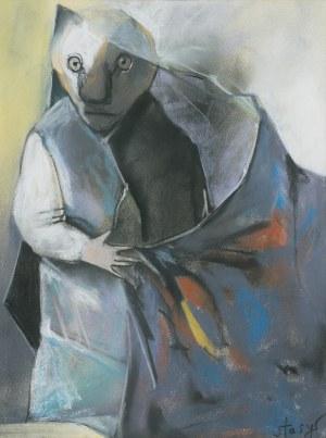 Eidrigevičius Stasys, POWIEW, 1992