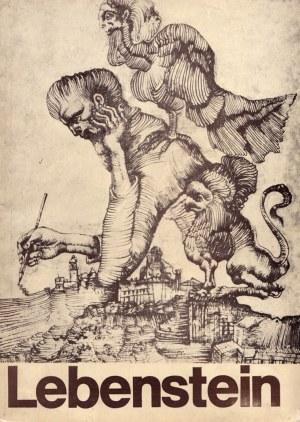JAN LEBENSTEIN. Opracował Mariusz Hermansdorfer. [wydanie 1]