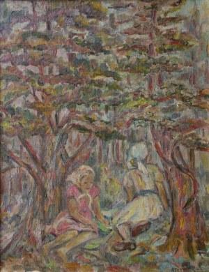 Anastazja Bilska-Tarantiuk (1908-1987), Odpoczynek wśród drzew