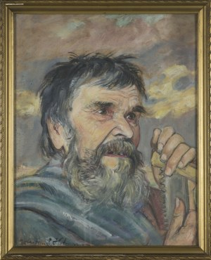 Wlastimil Hofman, Portret starca