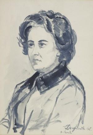 Tadeusz Dominik, Portret Zofii Jordanowskiej