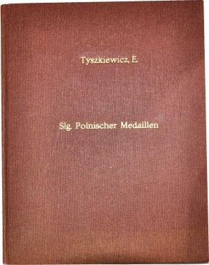 E. Tyszkiewicz, Zbiór polskich medali 1772-1855, Ryga 1871
