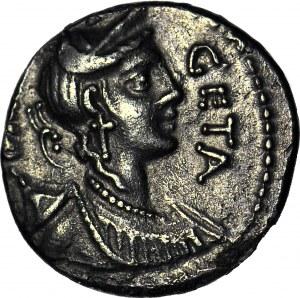 Republika Rzymska, C. Hosidius C.f. Geta 68 pne, denar 68 pne