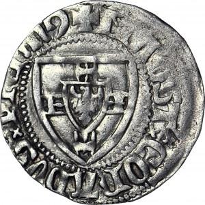 RR-, Zakon Krzyżacki, Konrad I Zöllner von Rotenstein 1382-1390, Szeląg, Toruń