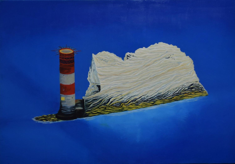 Mateusz Mikołaj Krasoń, Needles lighthouse, 2017