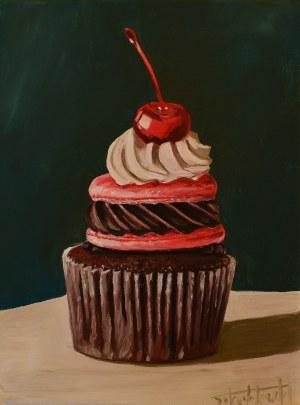 Szymon Kurpiewski, EveryDayPainting Cupcake #5