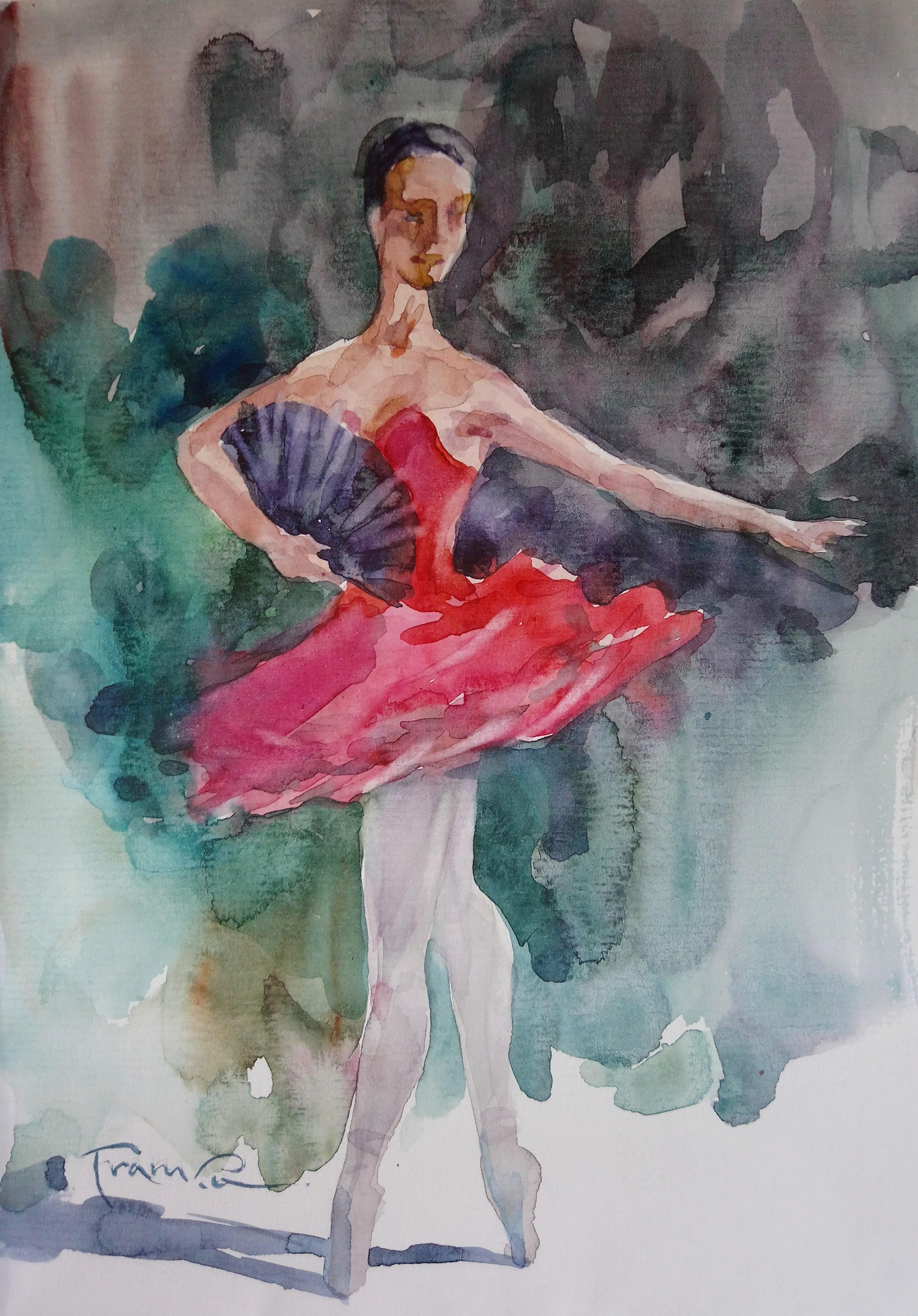 Alesander Franko, Baletnica