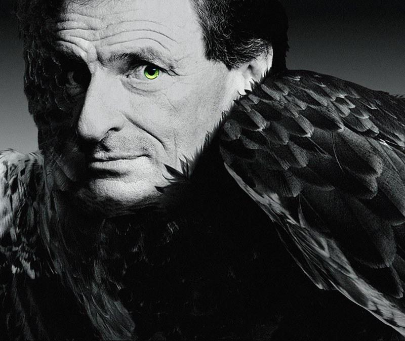 Ryszard Horowitz, Jerzy Kosiński, 1991