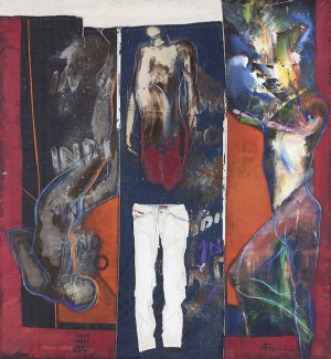 Mariusz Mikołajek, All that jeans, 2009