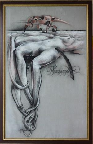 Franciszek Starowieyski, Bez tytułu, 1998