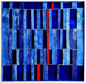 Ryszard Grodnicki, Podział Błękitu, 2018