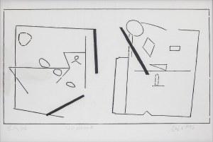 Jerzy PANEK (1918-2001), List gończy III, 1979/1991