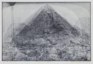 Krzysztof PRUSZKOWSKI (ur. 1943), Piramida, 1985