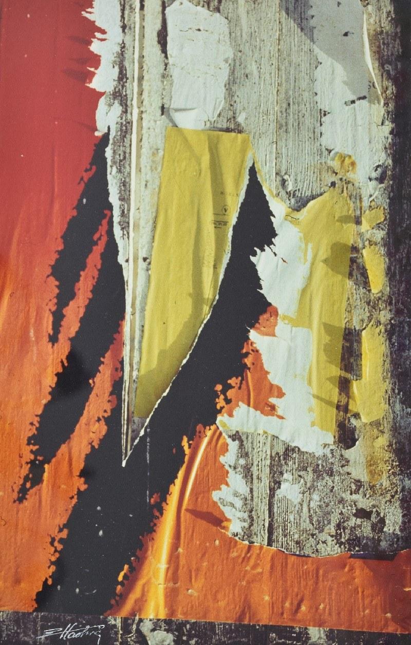 Edward HARTWIG (1909-2003), Plakat, 1994