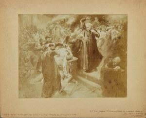 Stanisław BATOWSKI KACZOR (1866-1946), Kazanie  Skargi. [Lwów] 1901