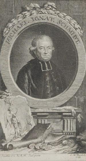 Christoph Wilhelm BOCK (1755-?), Michael Ignat: Schmidt, 1785