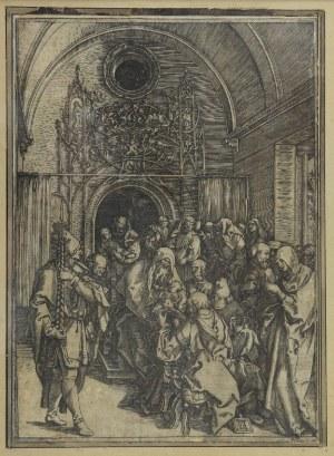 Marco Antonio RAIMONDI (ok. 1488-1527 lub 1534), Obrzezanie, ok. 1505