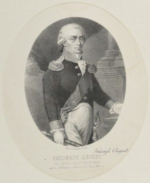 H. ASCHENBRENNER, Fryderyk August Król Saski, Książe Warszawski