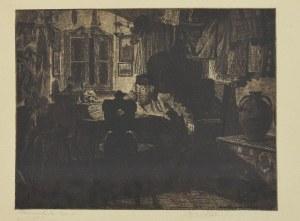 Max LIEBERMANN (1847-1935), Nad księgami