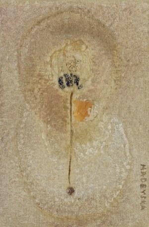 Arika MADEYSKA (1928-2004), Kompozycja - collage, 1995