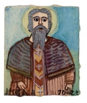 Nikifor Krynicki (1895 Krynica-1968 Folusz), Święty
