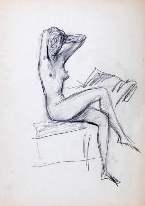 Jan Marcin Szancer (1902 Kraków-1973 Warszawa), Siedząca