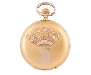 Zegarek kieszonkowy, Szwajcaria (La Chaux-de-Fonds), pocz. XX w.