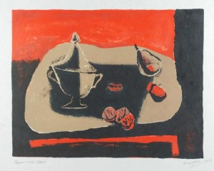HENRYK HAYDEN (1883-1970), Martwa natura, 1968
