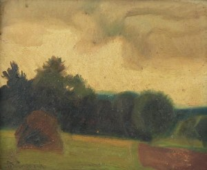 STANISŁAW PACIOREK (1889-1952), Pejzaż
