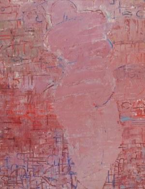 KRZYSZTOF KAJDER (1952-2009), Różowy akt, 1983
