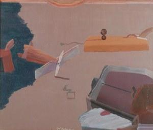 JULIUSZ NARZYŃSKI (UR. 1934), Upadek Ikara, 2011
