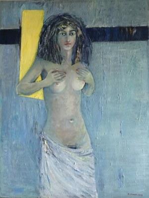 Ryszard Dudek, Akt niebieski