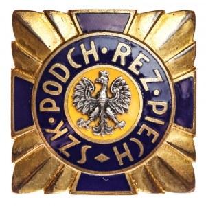 ODZNAKA SZKOŁY PODCHORĄŻYCH REZERWY PIECHOTY wz. 1930