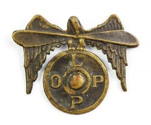 ODZNAKA LIGI OBRONY POWIETRZNEJ I PRZECIWGAZOWEJ, Polska, po 1928
