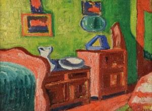 Zygmunt LANDAU (1898-1962), Wnętrze