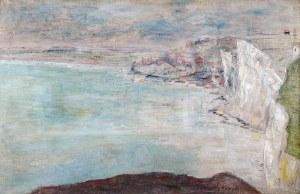 Tadeusz MAKOWSKI (1882-1932), Falaises, ok. 1927
